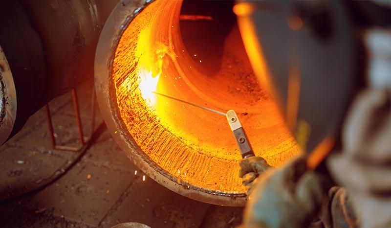 Steelmaking-industry